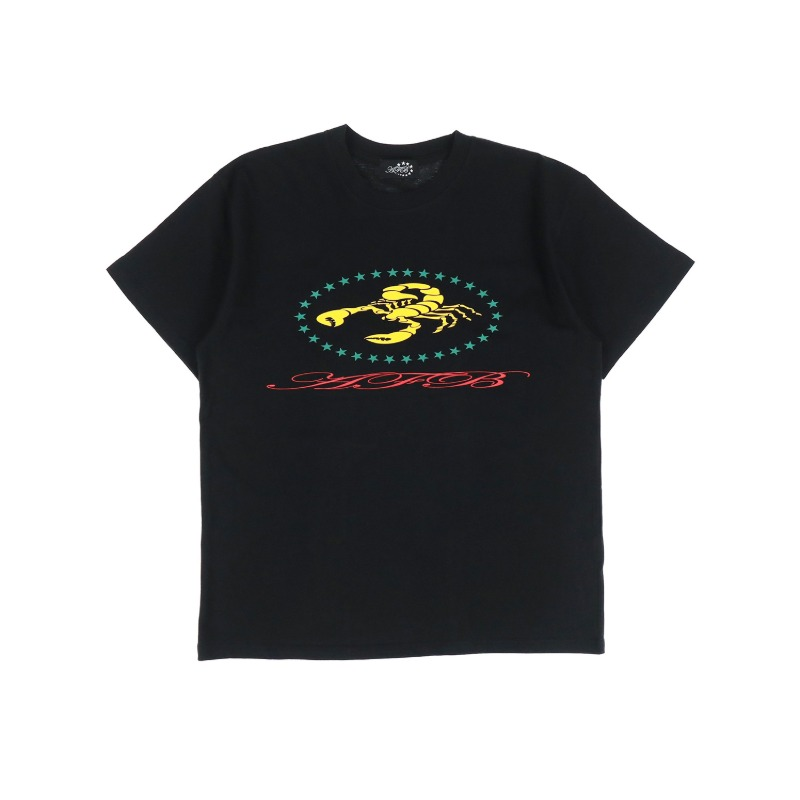 [AFB : 에이에프비] SCORPION Artwork T-shirt Black